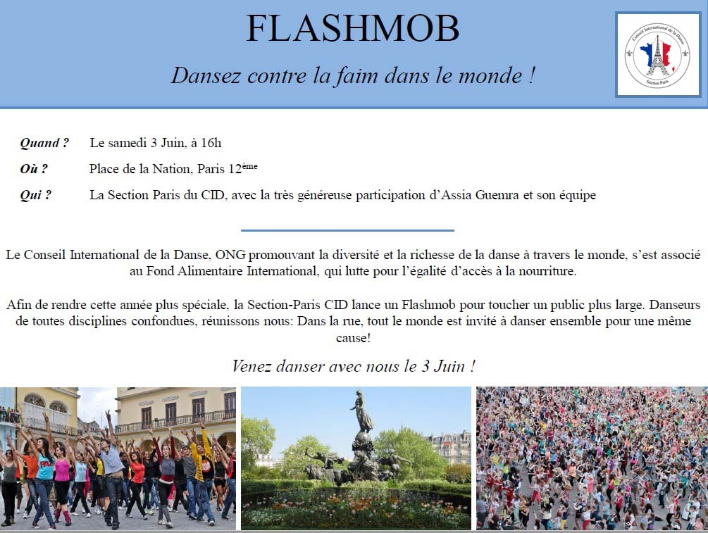 FLASHMOBPARIS2